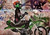 Punk Motorcu