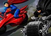 Süper Kahramanlar Yarışı