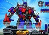 Transformers Yarış Makinaları