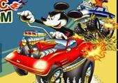 Miki Mouse Yarışı