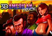 3D Amerikan Kamyonu