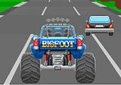 Turbo Hız Yarışçısı