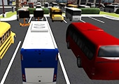 Otobüs Parkı 3D