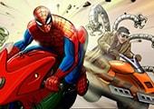 Örümcek Adam Tepe Yarışı
