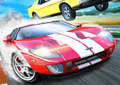 Lamborghini Car Drift