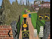 Real Excavtor City Construction
