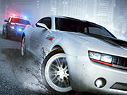 Police Car Chase Crime Racing